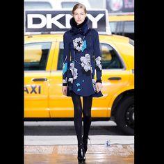 DKNY Fall/Winter 2012 Collection  Photo: Edward James  #fashion #runway #nyfw #newyorkfashionweek #edward_james #style #model #catwalk #fashionweek Cat Walk, Best Sellers, My Photos, Fall Winter, Runway, Graphic Sweatshirt, York, Collections, Sweatshirts