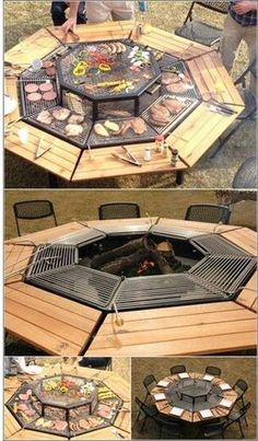 HOME DECOR: How to Build Incredible Fire Pit