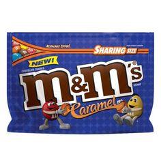 M&M's Caramel Chocolate Candy, Sharing Size, 9.6 Oz - Walmart.com