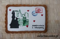 cookie from Warsaw