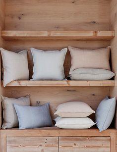 Abode Living - Cushions - Madison Linen Cushion - Abode Living