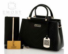 Black Bag Handbag EMORY  Claire 753 Original Brand. Further information : Instagram : emorystyle LINE@ -> @ emorystyle