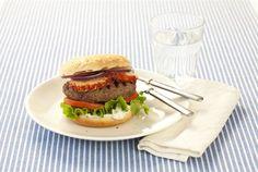Salmon Burgers, Hamburger, Hot, Ethnic Recipes, Burgers