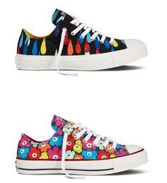 Converse x Marimekko Sneakers Fall 2013 Collection