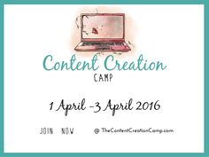 Day 5 of the Content Creation Free Challenge - Reusing and Repurposing your content.