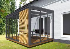 Backyard, Patio, New Room, Solar, Tiny Houses, Furniture, Gardening, Home Decor, Small Homes