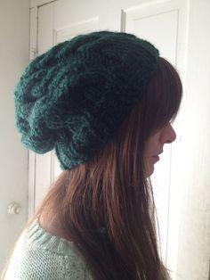 Chunky Green Hat