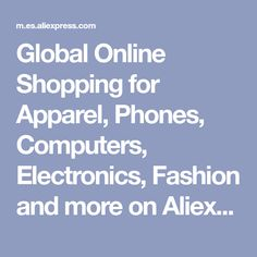 26d7075d8d09 Global Online Shopping for Apparel