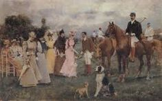 Image result for Polo paintings