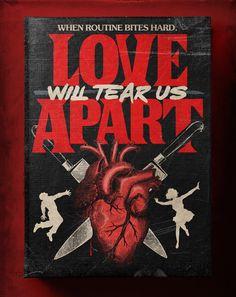 Τραγούδια της δεκαετίας του 80 μετατρέπονται σε ταινίες τρόμου!