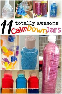Better calm down jars