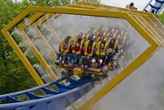 Cool Roller Coasters