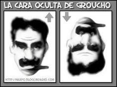 La otra cara de Groucho