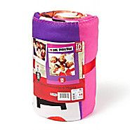 heart 1D plush blanket