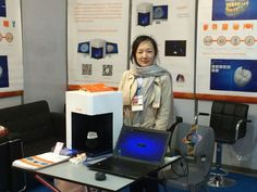 Iran dental association congress for UP200 dental 3d scanner