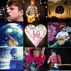 Love You Live photo collage by Lizzie Reakes Love You, Collage, Colours, Live, Te Amo, Collages, Je T'aime, I Love You, Collage Art