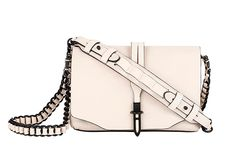 """A cross-body in a pale shade is the ideal summer bag."" - $495 from Rag & Bone"