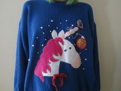 THE LE SIGH: DIY: Ugly Christmas Sweater