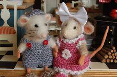 Les souris du blog Madmouses