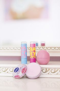 baby lips, maybelline, eos, lip balm, lip butter, nivea, innas corner