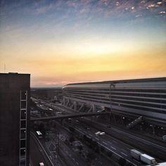 Frankfurt airport at it's best ❤️
