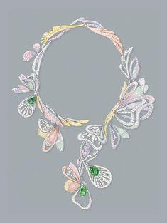 Boucheron Bouquet d'ailes