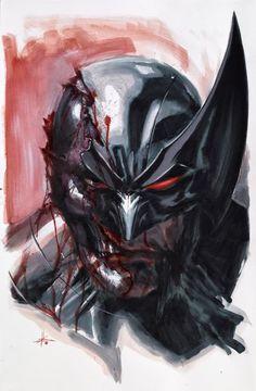 Wolverine by Gabriele Dell'Otto