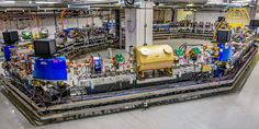 Fermilab's newest accelerator delivers first results Charge Of Electron, Condensed Matter Physics, Particle Accelerator, Physics Research, National Laboratory, Magnetic Field, Research And Development, Astrophysics, High Energy