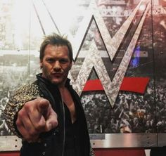 Chris Jericho announced he will be taking part in the 2016 Royal Rumble match for the WWE Title! Raw Wwe, Wwe 2k, Chris Jericho, Royal Rumble, Wwe Photos, Professional Wrestling, Future Husband, San Antonio, Highlight