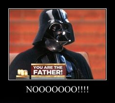 Star Wars Geek | A little Star Wars humor! #omg #starwars.