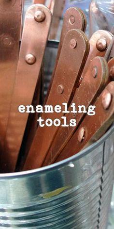 enameling tools from Ornamentea  #WinMyWishesmaltação ferramentas de Ornamentea # WinMyWish