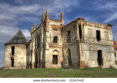Banffy Castle near Cluj Napoca, Romania.     http://www.shutterstock.com/pic-11247442/stock-photo-banffy-castle-near-cluj-napoca-romania.html
