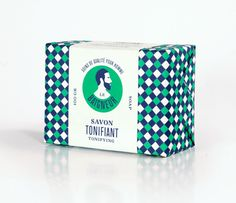Savon Tonifiant - Tonifying Soap