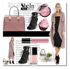 """5/12 shein"" by fatimka-becirovic ❤ liked on Polyvore featuring Privileged and Revlon"
