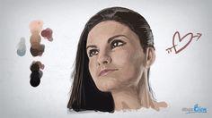 Cómo dibujar bien: Mezclar colores en Photoshop - Dibujar Bien.com