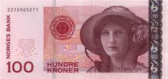 norway currency   side of 1000 norwegian krones contains a portrait of the norwegian ...