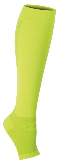 The FS6+ Foot and Calf Compression Leg Sleeves provide effective relief to leg pain caused by shin splints, swelling, cramping, plantar fasciitis, and more.