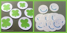 Hundreds of easy crafts & activity ideas for having fun with Preschool age children.