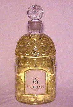 GUERLAIN IMPERIALE Factice Display PERFUME BOTTLE