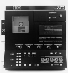IBM System/370 Operator's Console, 1970.