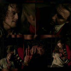 Episode 15. Wenthworth Prison  #Outlander #BlackJackRandall #TobiasMenzies #Wentworth #ep115 #JamieFraser #SamHeughan