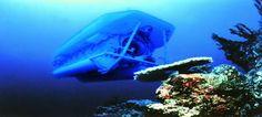 Submarine underwater adventure, Mauritius island!