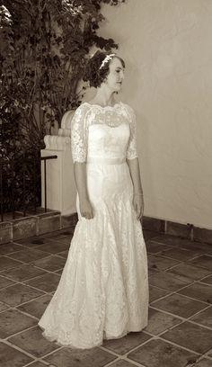 A vintage wedding in Miami 1.26.13 -- vintage bride