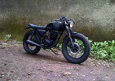 Honda Gl Pro N-tech # Brat cafe # Depok City # West java # Victorious Cutom Works