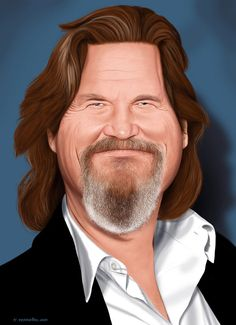 """Jeff Bridges ** The PopDot Artist ** Please Join me on the Twitter @AlabamaBYRD & Be my Friend on the FaceBook --> http://www.facebook.com/AlabamaBYRD ** BIG BYRD HUGS & SMILES & PRAYERS TO EVERYONE IN NEED EVERYWHERE ** ("""")< Chirp Chirp said THE BYRD http://www.facebook.com/AlabamaBYRD"""