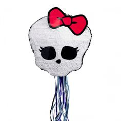 Monster High Skullette Pull Pinata | Wally's Party Factory #pinata #monsterhigh