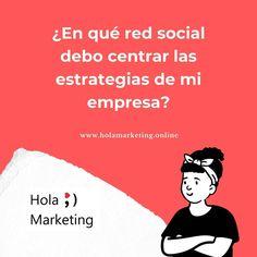 🚀¿Cuál es la red social en la que debo invertir y centrar las estrategias de mi empresa? 🤔   Hay muchos clientes que nos preguntan cuál es la red social adecuada para captar clientes en su negocio🛒  Sabemos que cada negocio es diferente por esta razón te decimos cuál es la adecuada para tu tipo de negocio y que estrategias empezar q lanzar para impulsar tus ventas y  captar mas clientes 💪 ¡Recuerda no debes centrarte en tener muchos seguidores! Eso no te garantiza el éxito 😉… Marketing, Decir No, Apps, Memes, Instagram, Followers, Business, Social Networks, Meme