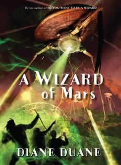 A Wizard of Mars: The Ninth Book in the Young Wizards Series by Diane Duane http://www.amazon.com/dp/0152054499/ref=cm_sw_r_pi_dp_.SQnub14D5WFA