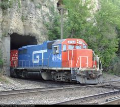RailPictures.Net Photo: GTW 4994 Grand Trunk Western EMD GP38 at East Dubuque, Illinois by Gerry Miller