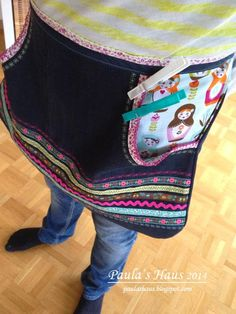 Paula's Haus: Chlämmerlisack oder Clothes Pin Bag ...
